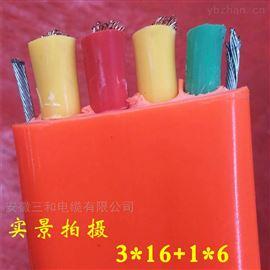 扁电缆GKFPB2耐寒零下40度PVC护套