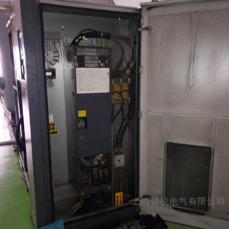 西门子MM430变频器显示F012故障修复完成ok