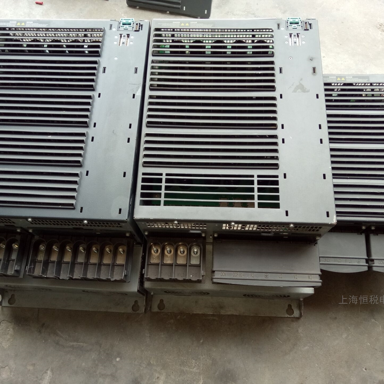 西门子变频器显示F0002故障修复完成ok