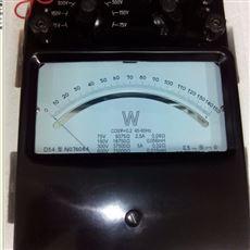 D34-W单相瓦特表