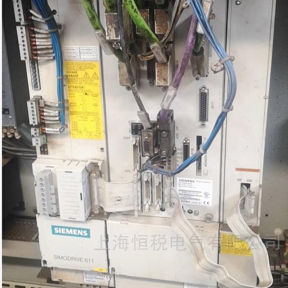 西门子数控系统报警F231813十年修复解决