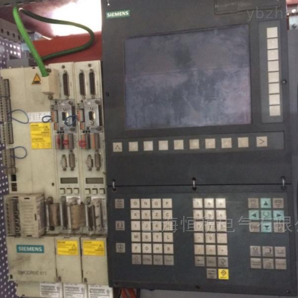 西门子变频器运行电机不转专业十年修复解决
