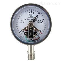 YTXC-100磁助電接點壓力表