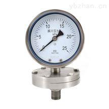 膜片壓力表YPF-100