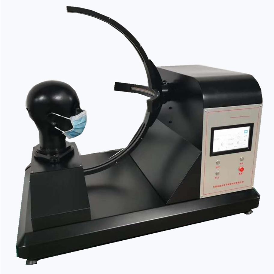 理涛熔喷滤料视野测试仪说明