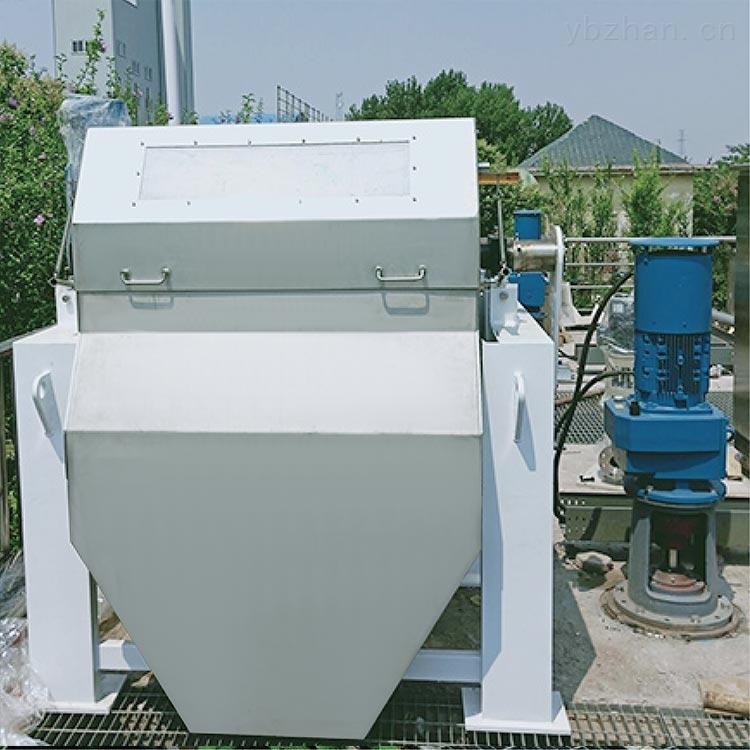 磁混凝沉淀处理设备-污水提升改造系统