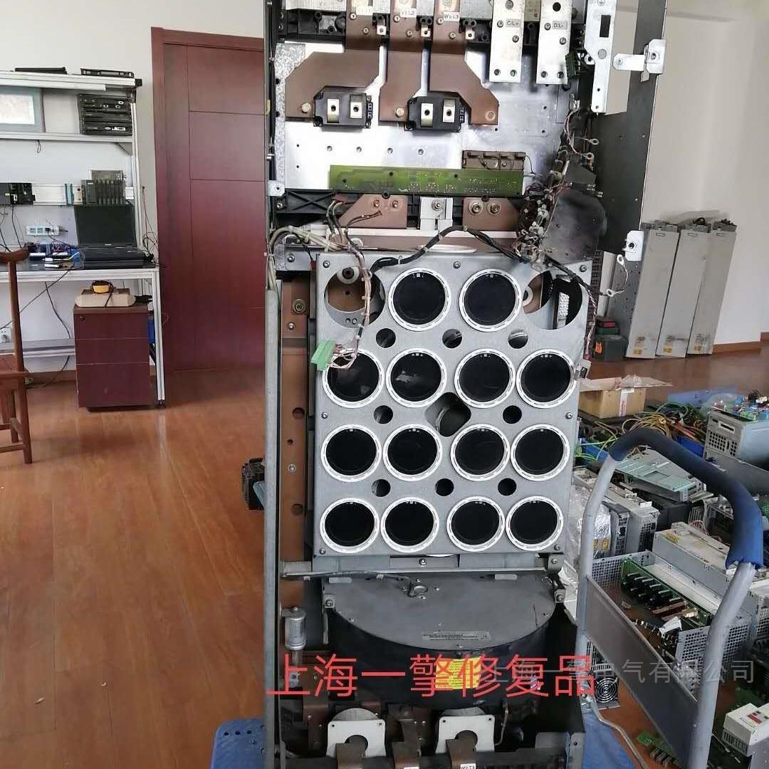 西门子6SE7035变频器炸机冒烟维修