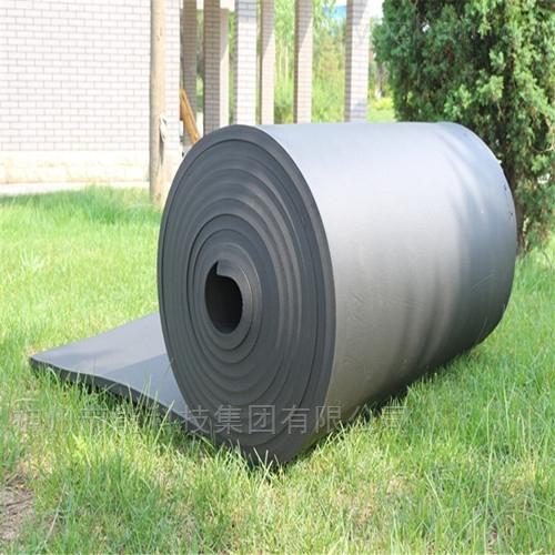 阻燃隔热高密度橡塑保温板
