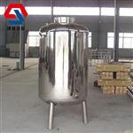 衡水生产1吨无菌水箱厂家 304不锈钢