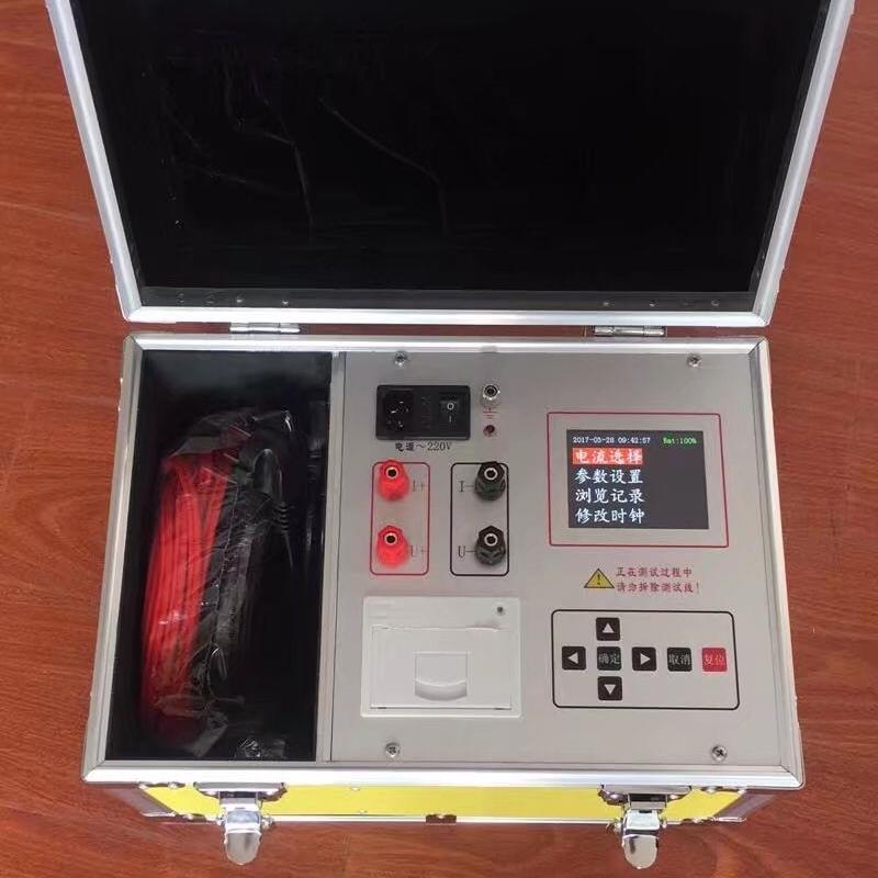 电力承试五级资质设备直流电阻测试仪