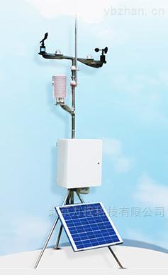多功能校园气象站