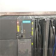 S7-300CPU内部短路指示灯一闪一闪维修