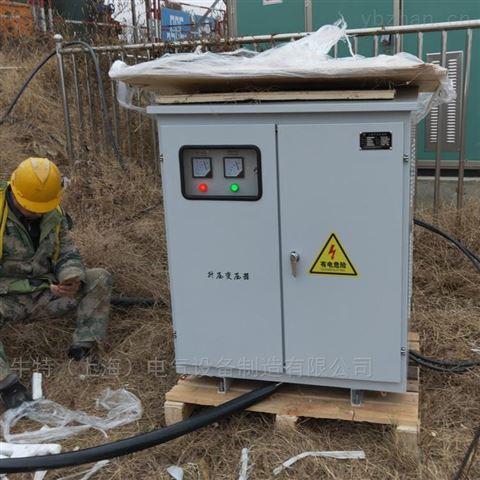 云南隧道升压变压器400kva 电压增压器厂家