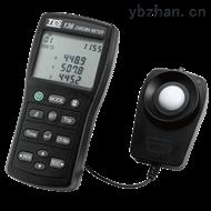 TES-136泰仕色温色度计