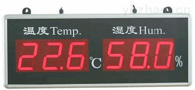 大屏幕温湿度显示屏NK102