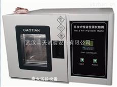 GT-TH-S-64G小型恒温机,桌上型恒温恒湿机