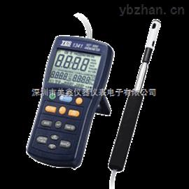 TES-1340泰仕热线式风速计