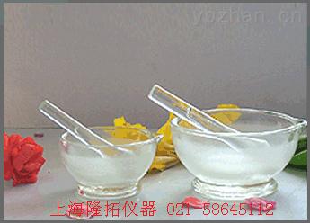 玻璃研钵,生产玻璃研钵