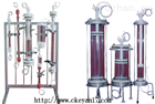 中压特制玻璃层析柱(带转换接头),上海中压特制玻璃层析柱厂家