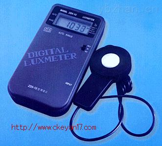 全自动量程照度计,ZDS-10型照度计厂家