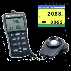台湾泰仕TES1339系列专业级照度计 (RS-232)