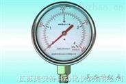 耐震膜盒压力表