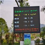 重庆景区负氧离子监测系统*