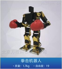 拳击比赛机器人