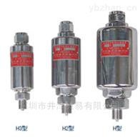 Futaba雙葉測器H3.H2.H型禁止油壓力計