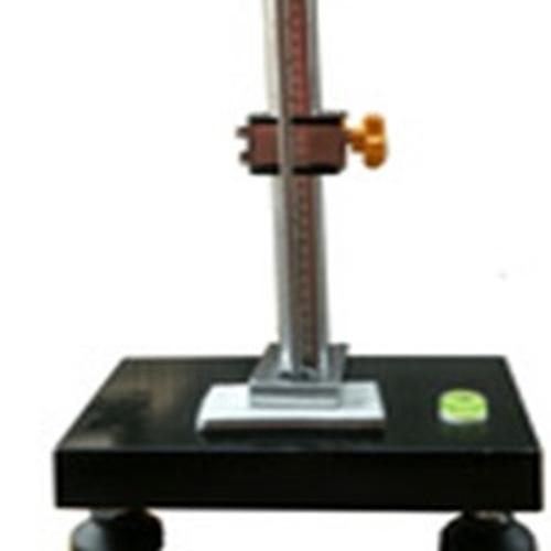 橡胶垂直弹性试验机工作原理