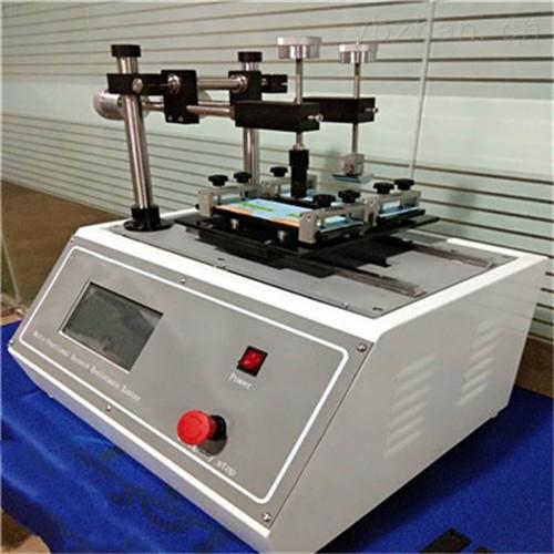 Taber线性磨耗测试仪工作原理