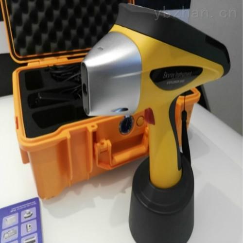 便携式土壤层重金属超标检测仪XRF
