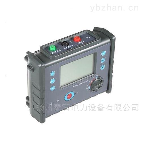 发电机绝缘电阻测试仪厂家供应