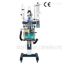 GRL-10CE可升降玻璃反应釜