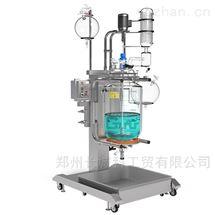 GRSL-50CE玻璃反應釜