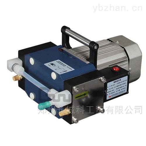 郑州无油隔膜真空泵