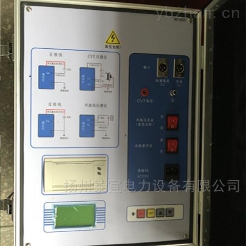 高压介质损耗测试仪使用说明