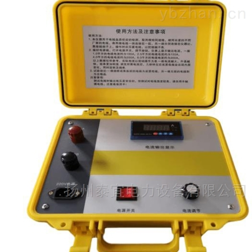 扬州泰宜大功率电线品质检测仪包邮