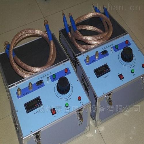 三相大电流发生器工作原理