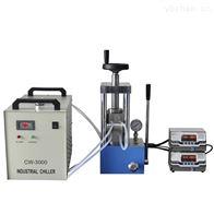 300℃双平板手动热压压片机