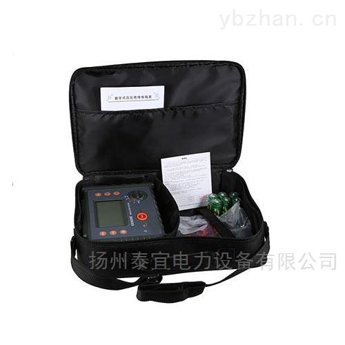 TY三级承试出售高压绝缘电阻测试仪