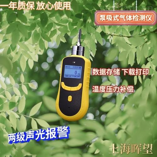 泵吸式氟气检测仪/巡检仪