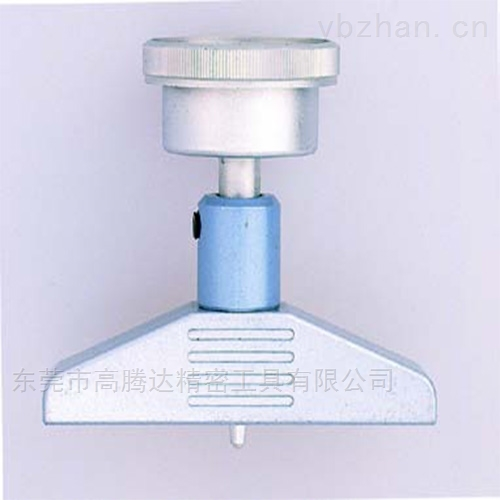 日本TECLCOK得乐指针型特殊深度计深度测量