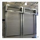 铝合金快速门厂家|硬质高速门安装|兴德门业