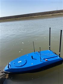 智能无人测量船