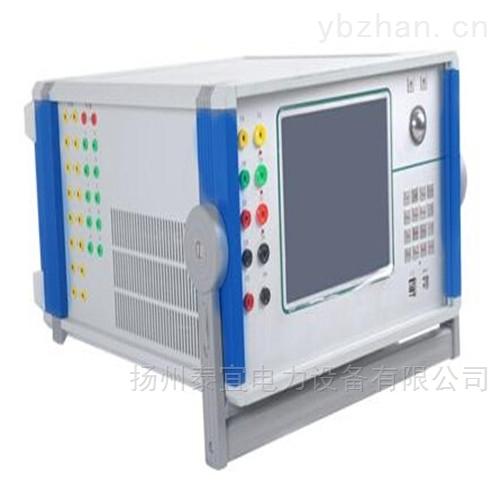 高精度优质微机继电保护测试仪