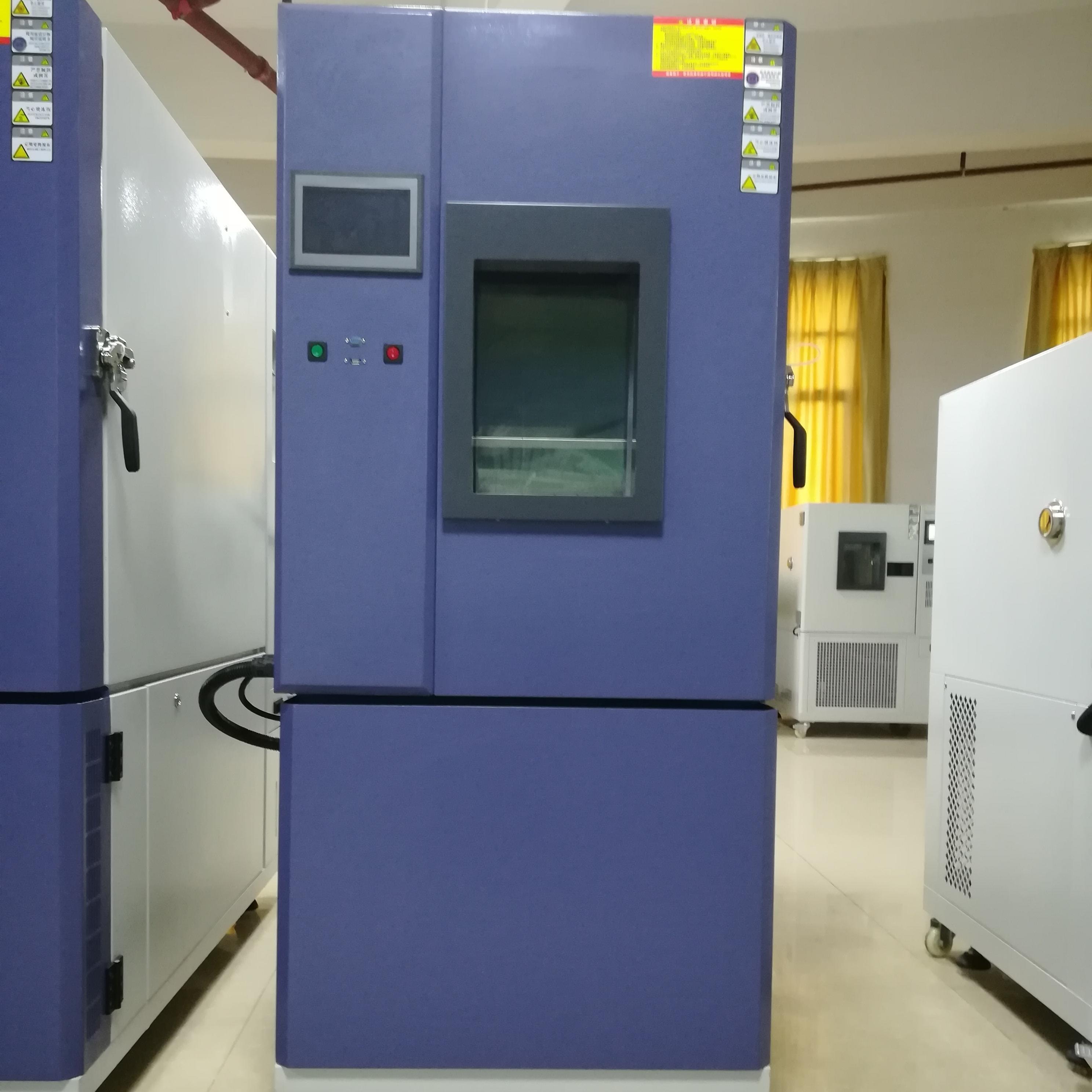工業高低溫濕熱試驗箱