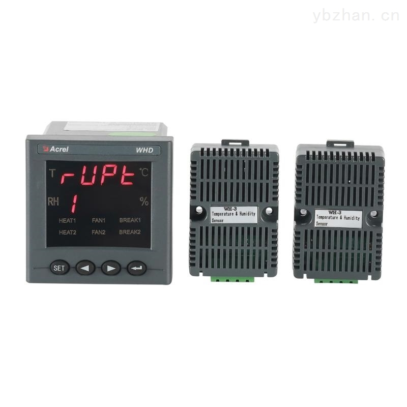 综合管廊用面板式温湿度控制器