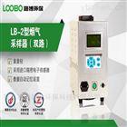 LB-2型烟气采样分析器(双路)
