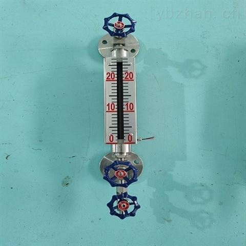 带隔膜阀高温240度衬四氟硫酸罐磁性液位计